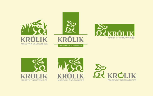 alternative versions of krolik logo
