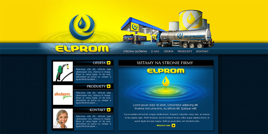layout Elprom